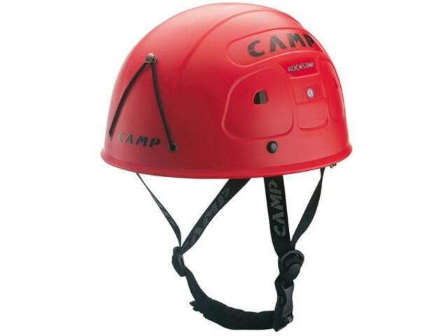 Camp Rock Star Helmet red